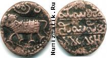 Каталог монет - монета  Мисор 20 пайс