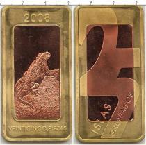 Каталог монет - монета  Галапагосские острова 25 пиеза