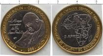 Каталог монет - монета  Камерун 4500 франков