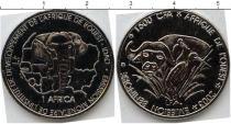 Каталог монет - монета  КФА 1500 франков