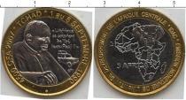 Каталог монет - монета  Чад 4500 франков