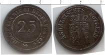 Каталог монет - монета  Анхальт 25 пфеннигов