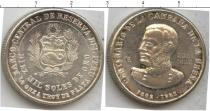 Каталог монет - монета  Перу 10000 соль