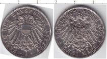 Каталог монет - монета  Любек 2 марки
