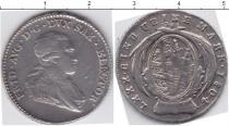 Каталог монет - монета  Саксония 1/6 талера
