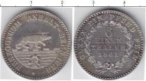 Каталог монет - монета  Анхальт-Бембург 6 талеров