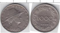 Каталог монет - монета  Австрия 1000 крон