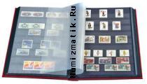 Каталог монет - монета  Альбомы Альбом для марок LS 4/24