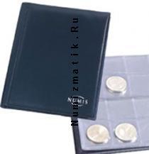 Каталог монет - монета  Альбомы Альбом для монет Pocket M2BL