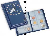 Каталог монет - монета  Альбомы Карманный альбом для евромонет
