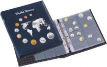 Каталог монет - монета  Optima Альбом для монет World Money
