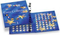Каталог монет - монета  Альбомы Папка Euro Collection I