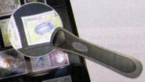 Каталог монет - монета  Увеличительные приборы Лупа Lu 4 LED с подсветкой
