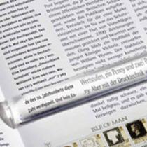 Каталог монет - монета  Увеличительные приборы Лупа линейка для чтения  LU 27