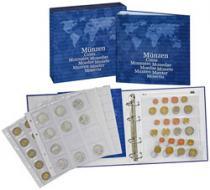 Каталог монет - монета  Karat  Альбом Karat Basic L1116 M с листами в футляре,