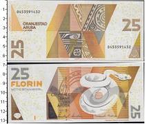 Каталог монет - монета  Аруба 25 флоринов