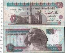 Каталог монет - монета  Египет 100 фунтов