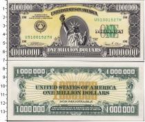 Каталог монет - монета  США 1000000 долларов
