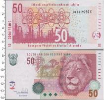 Каталог монет - монета  ЮАР 50 рандов