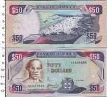 Каталог монет - монета  Ямайка 50 долларов