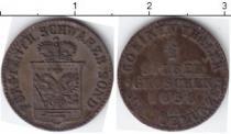 Каталог монет - монета  Шварцбург-Зондерхаузен 1/2 гроша
