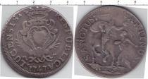 Продать Монеты Республика Лучча 1 скудо 1747 Серебро