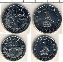 Каталог - подарочный набор  Зимбабве Зимбабве 2003