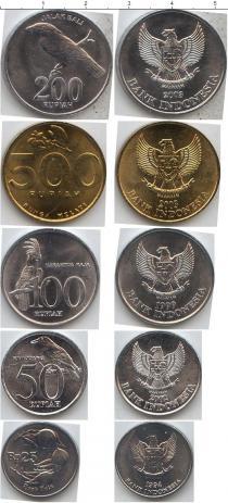 Каталог - подарочный набор  Индонезия Индонезия 1994-2003