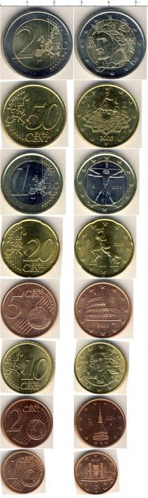 Каталог - подарочный набор  Италия Италия 2002-2005