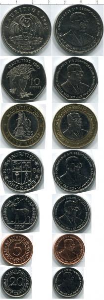 Каталог - подарочный набор  Маврикий Маврикий 1997-2007