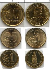 Каталог - подарочный набор  Парагвай Парагвай 1992-1996