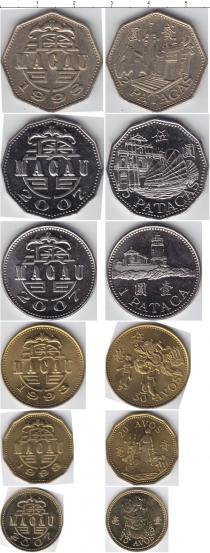 Каталог - подарочный набор  Макао Макао 1993-2007