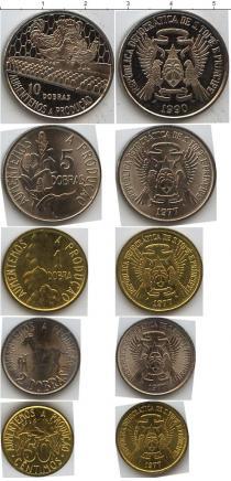 Каталог - подарочный набор  Сан-Томе и Принсипи Сан-Томе и Принсипи 1977-1990