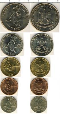 Каталог - подарочный набор  Филиппины Филиппины 1958-1966
