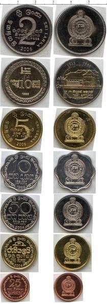 Каталог - подарочный набор  Шри-Ланка Шри-Ланка 1988-2006