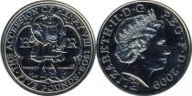 Продать Подарочные монеты Великобритания Генри VIII 2009 Медно-никель