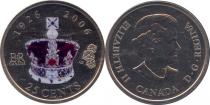 Продать Подарочные монеты Канада 80-летие королевы Елизаветы II 2006 Медно-никель