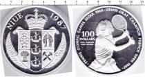 Каталог монет - монета  Ниуэ 100 долларов
