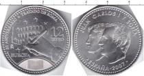 Каталог монет - монета  Испания 12 евро