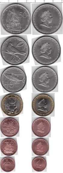 Продать Наборы монет Острова Кука Острова Кука 2010 2010