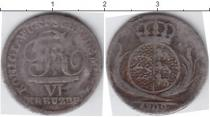 Каталог монет - монета  Баден 6 крейцеров
