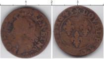Каталог монет - монета  Франция двойной турнуа