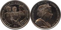 Каталог - подарочный набор  Виргинские острова Золотой юбилей королевы
