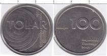 Каталог монет - монета  Словения 1 толар
