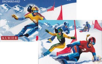 Каталог - подарочный набор  Австрия Зимние Олимпийские игры 2010