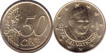 Каталог - подарочный набор  Ватикан Монетная карточка