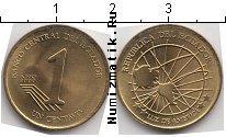 Каталог монет - монета  Эквадор 1 сентаво