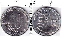 Каталог монет - монета  Эквадор 10 сентаво