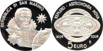 Каталог - подарочный набор  Сан-Марино Международный год астрономии