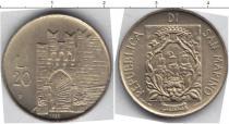 Каталог монет - монета  Сан-Марино 20 лир
